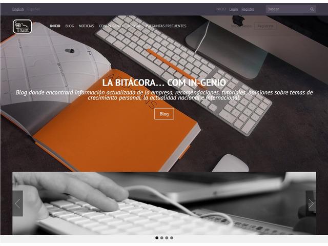 Diseño Web y Contenidos para Redes Sociales