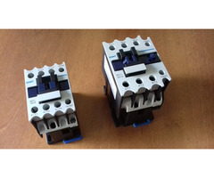 ReleContactor Mecánico, 18A a 110  y 220 Vac